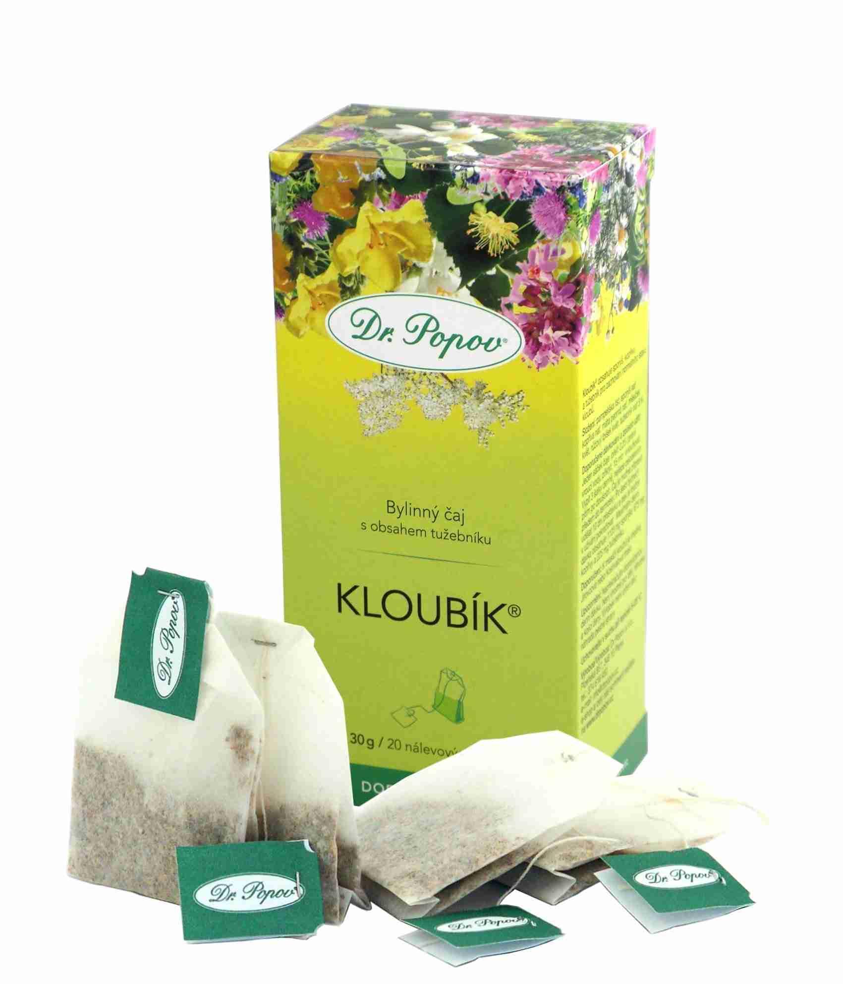 Dr. Popov Kloubik 20 n.s.