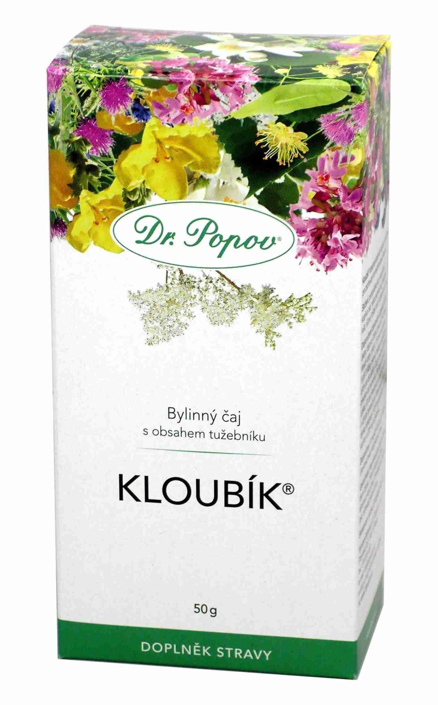Dr. Popov Kloubik sypaný 50g