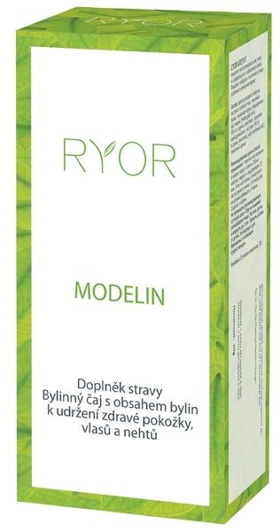 Ryor Modelin bylinný čaj 20X1.5G