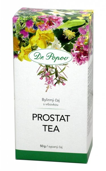 Dr. Popov Prostat tea sypaný 50g