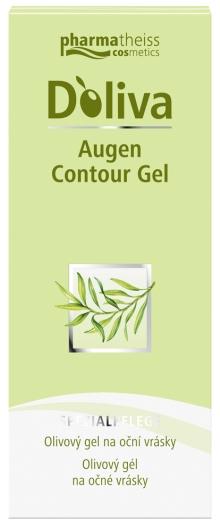 Doliva Olivový gel na oční vrásky 15 ml