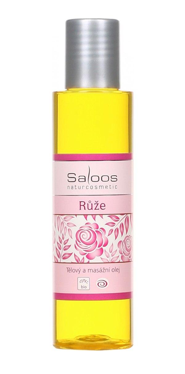 Saloos Bio Růže - tělový a masážní olej 50ml