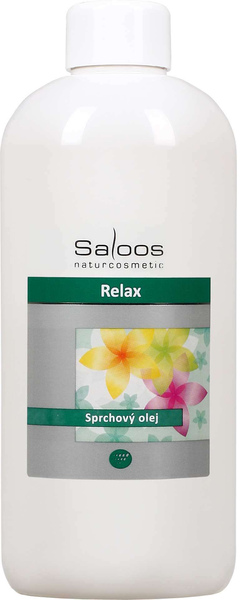 Saloos Relax - sprchový olej Balení: 500 ml