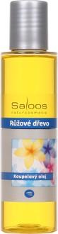 Saloos Růžové dřevo - koupelový olej 125 ml
