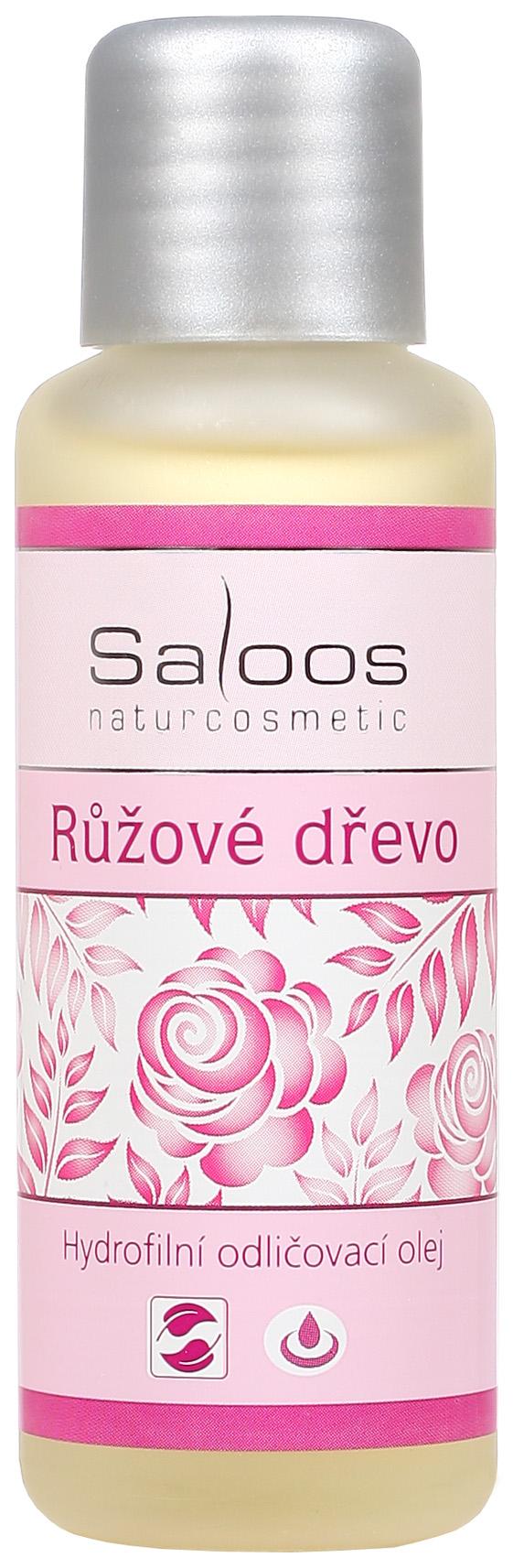 Saloos Růžové dřevo hydrofilní odličovací olej 50ml