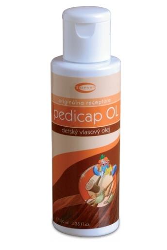 Topvet Pedicap OL - dětský vlasový olej 100 ml