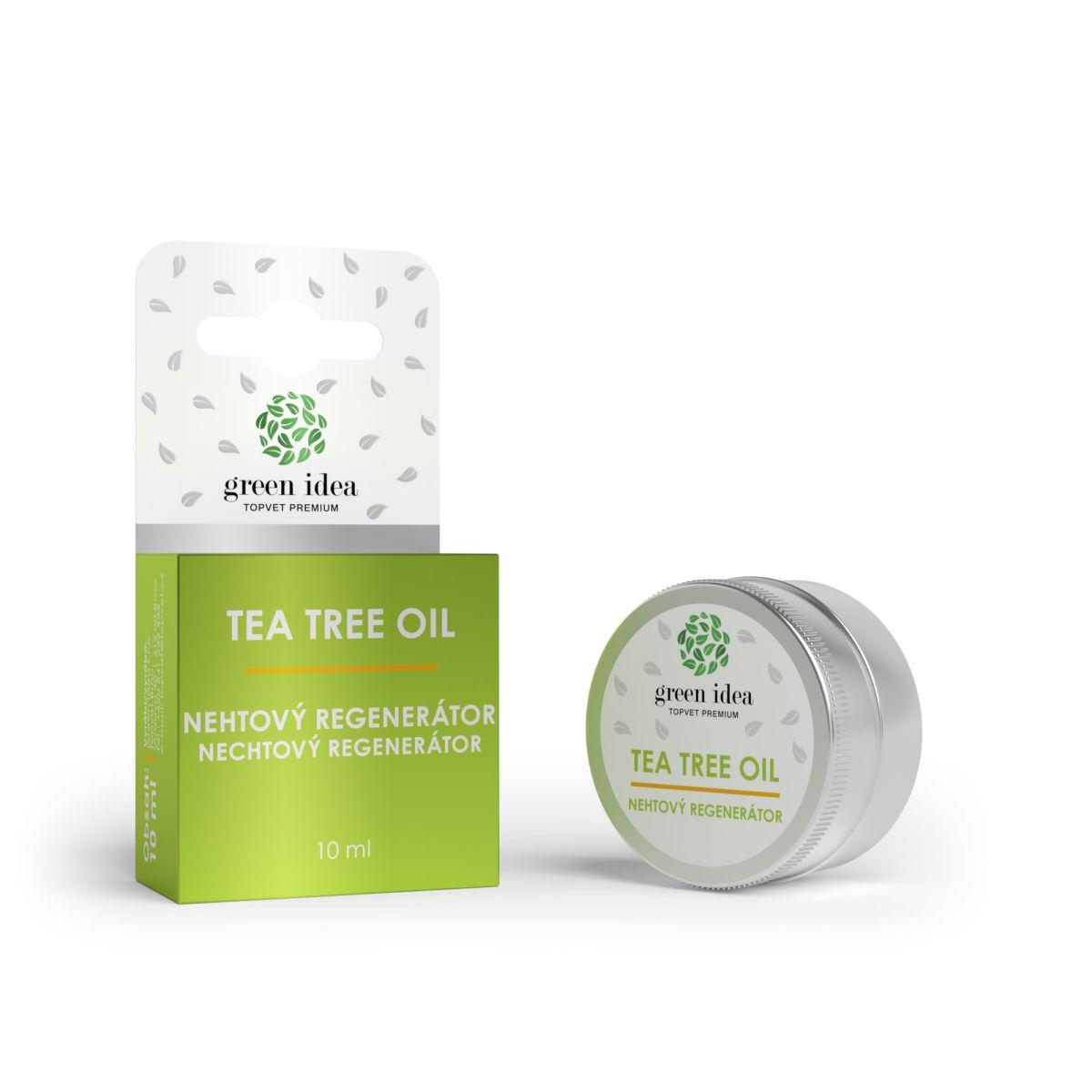 Topvet Nehtový regenerátor s TTO (Tea Tree Oil) 5 ml
