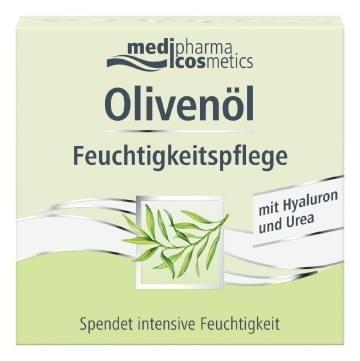 Dr. Theiss Doliva Olivový hydratační obličejový krém 50 ml
