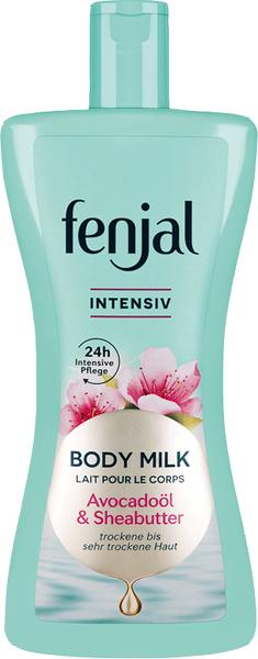 Fenjal Pečující tělové mléko Intensive 400 ml