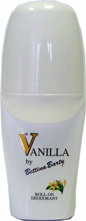 Bettina Barty roll-on deodorant Vanilla 50ml