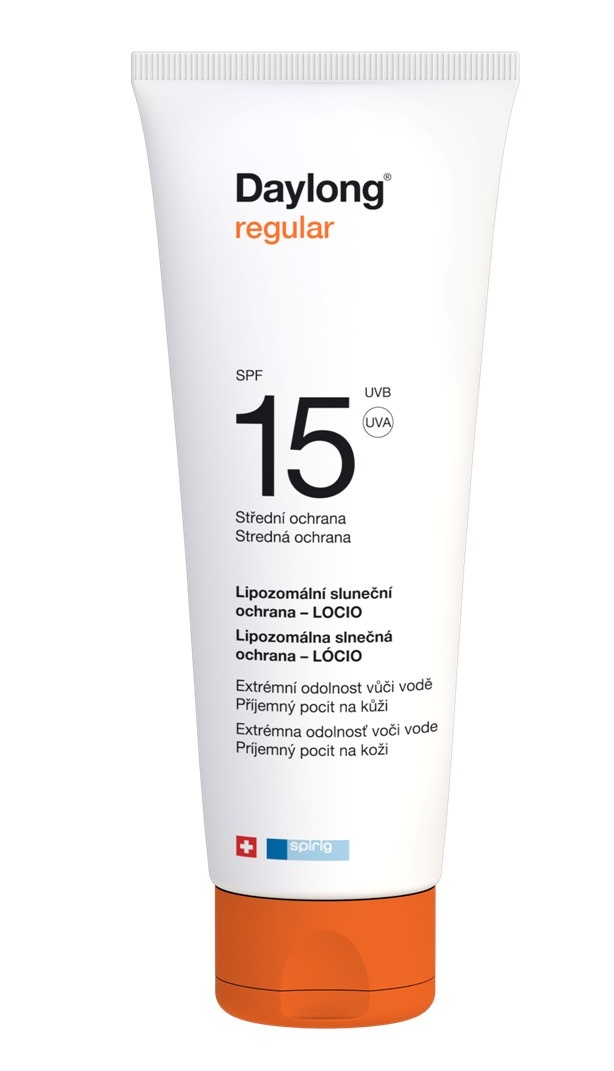 Spirig AG, Egerkingen Daylong regular SPF 15 100 ml