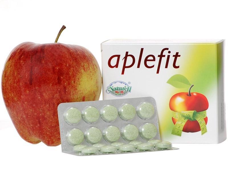 Naturell Aplefit s jablečným octem 100 tbl.