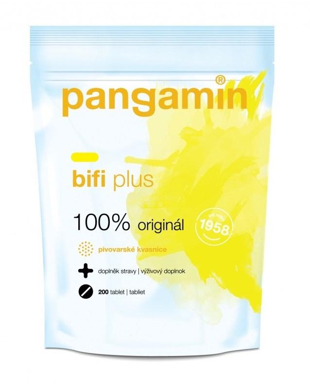 Rapeto Pangamin Bifi Plus s inulinem - synbiotikum sáček 200 tbl.