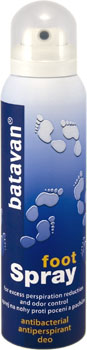 Batavan Foot spray 150 ml