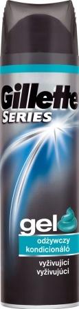 GILLETTE Gel na holení vyživující Series Conditioning 200ml
