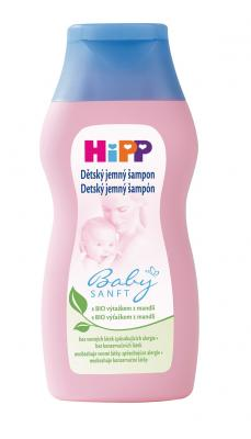 HIPP Dětský jemný šampon 200 ml