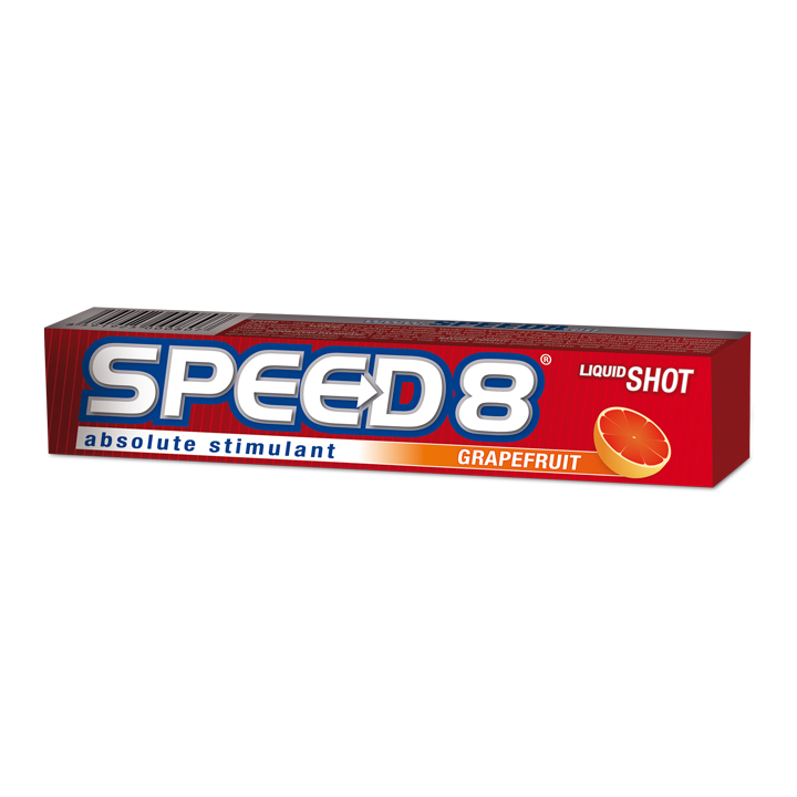 Wellness Food SPEED 8 Grapefruit 20 ml