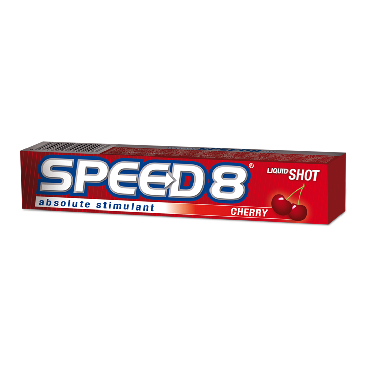 SPEED 8 Cherry 20 ml
