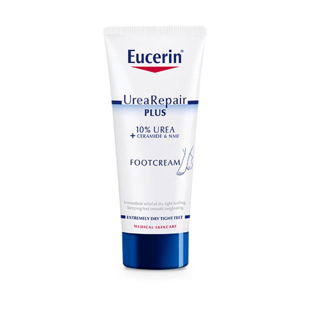 Eucerin Regenerační krém na nohy 10% Urea 100ml