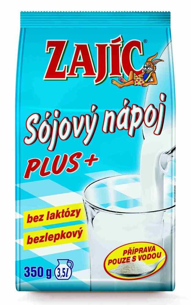 Mogador Sójový nápoj Zajíc plus sáček 350 g