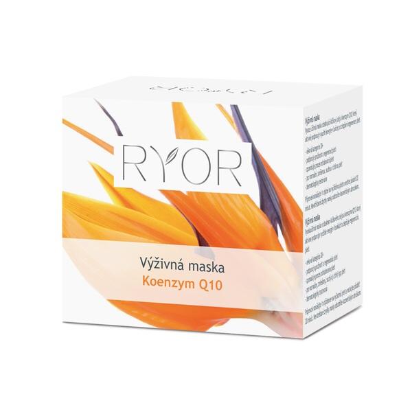 Ryor Výživná maska s koenzymem Q10 50 ml