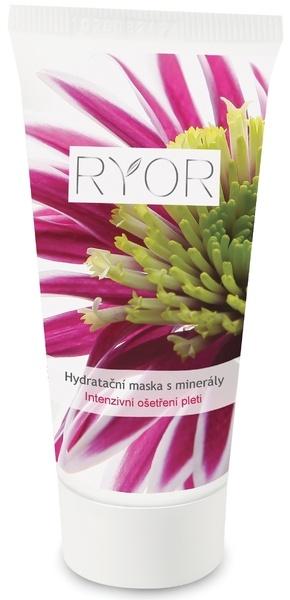 Ryor Hydratační maska s minerály 100ml