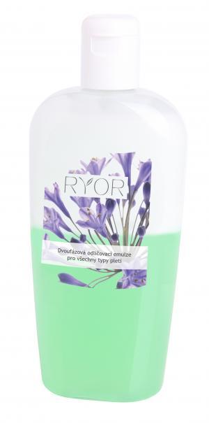 Ryor Dvoufázová odličovací emulze pro všechny typy pleti 150 ml