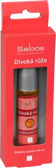 Saloos Bio aroma roll-on Divoká růže 9 ml