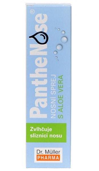 Dr. Müller Dr. Muller PantheNose nosní sprej s aloe vera 20ml