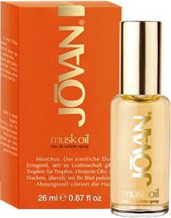 Jovan Musk Oil EdT dámská toaletní voda 26 ml