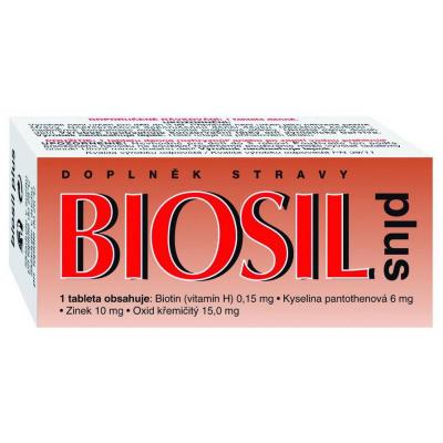 Naturvita Biosil Plus 60 tbl.