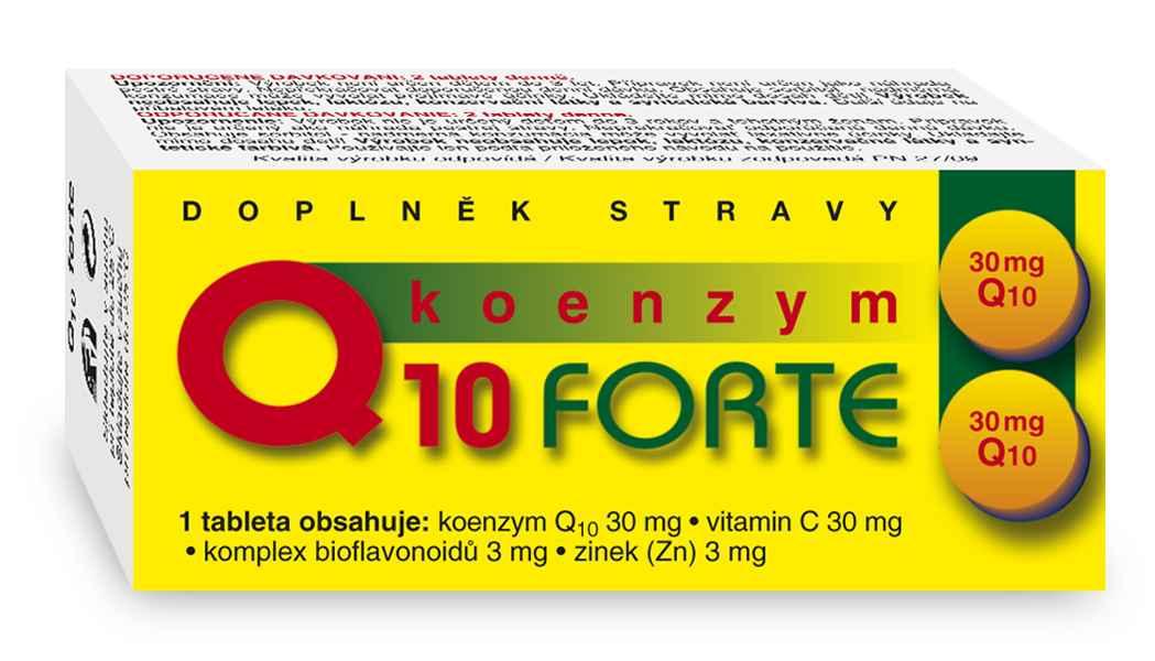 Naturvita Koenzym Q10 Forte 60 tbl.