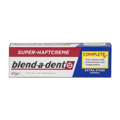 Procter&Gamble Blend-a-dent upevňující krém na zubní náhrady EXTRA STARK 47g