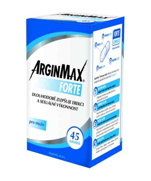 Simply You ArginMax Forte pro muže 45 tob.