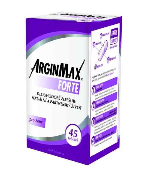 Simply You ArginMax Forte pro ženy 45 tob.