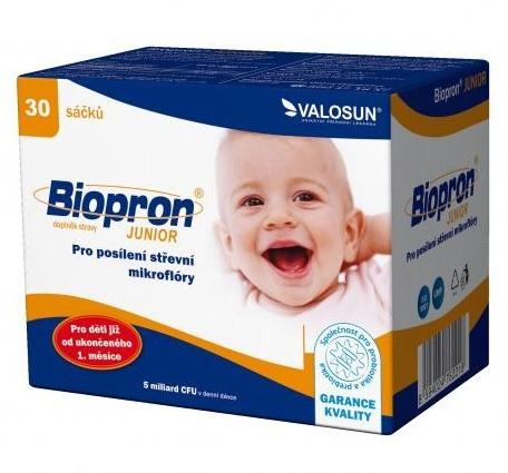 Valosun Biopron Junior 30 sáčků