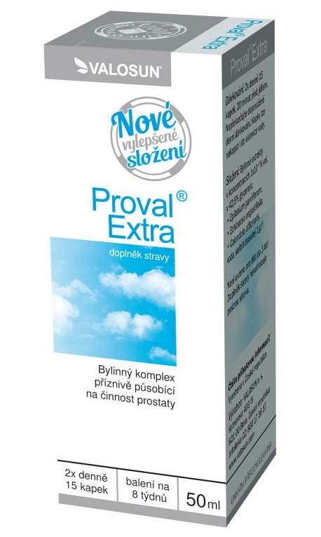 Valosun Proval Extra 50 ml