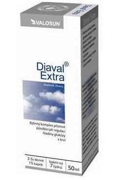 Valosun Diaval Extra 50 ml