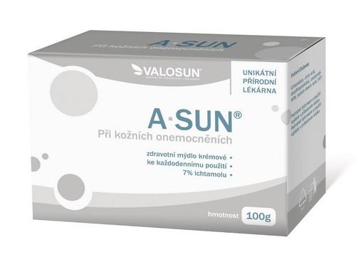Valosun A-SUN Mýdlo 7% 100 g