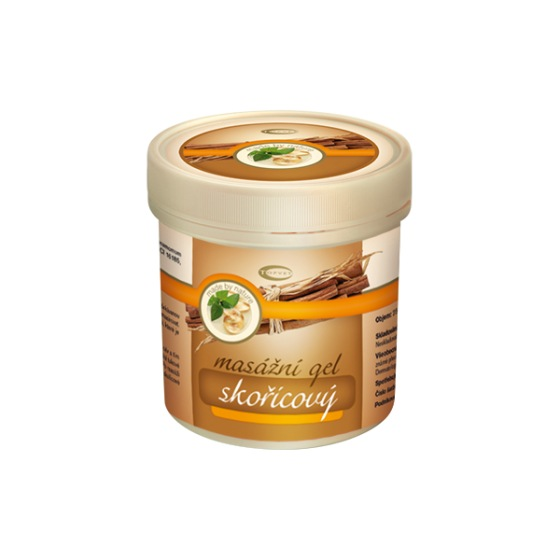 Topvet Skořicový masážní gel 250 ml
