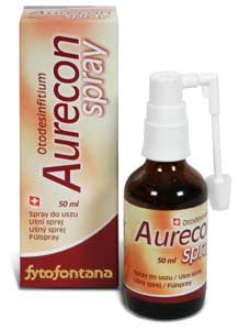 Herb Pharma Aurecon ušní sprej 50 ml
