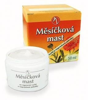 Herbacos-Bofarma HBF Mast měsíčková 50 ml
