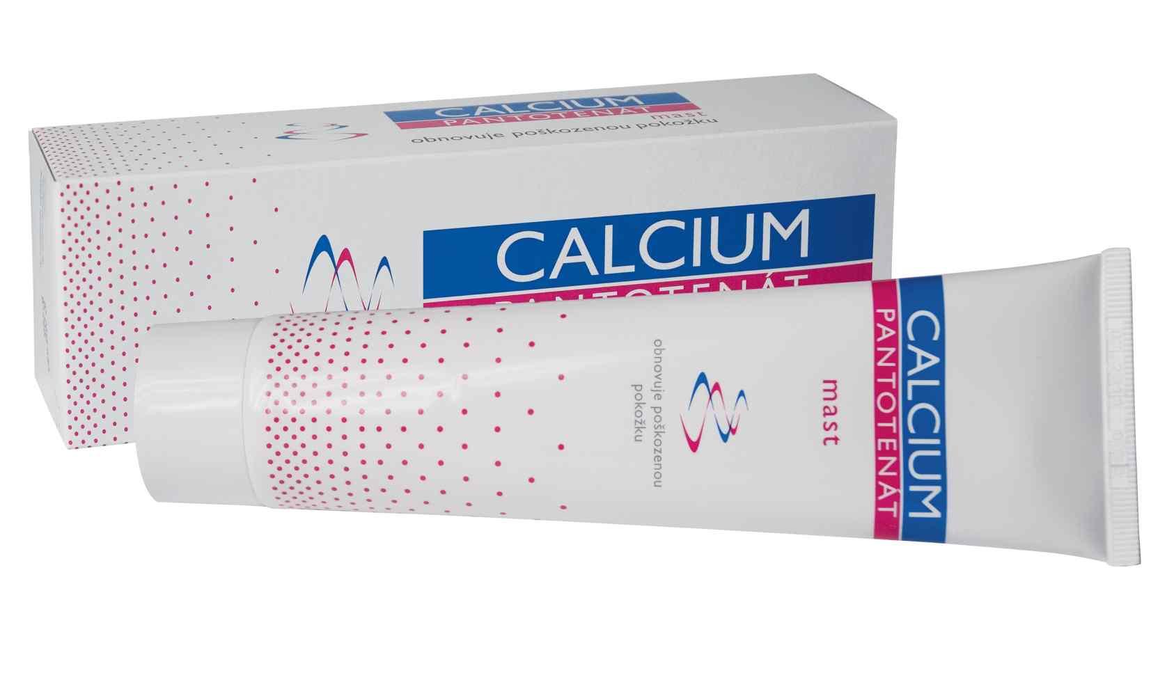 Herbacos Recordati HBF Calcium pantotenat mast 100g