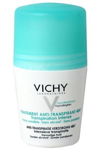 Vichy Roll-on proti nadměrnému pocení 50 ml