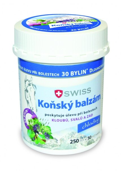 Simply You Koňský balzám SWISS chladivý 250 ml + 50 ml