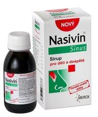 Biomedica Nasivin Sinus sirup 100 ml