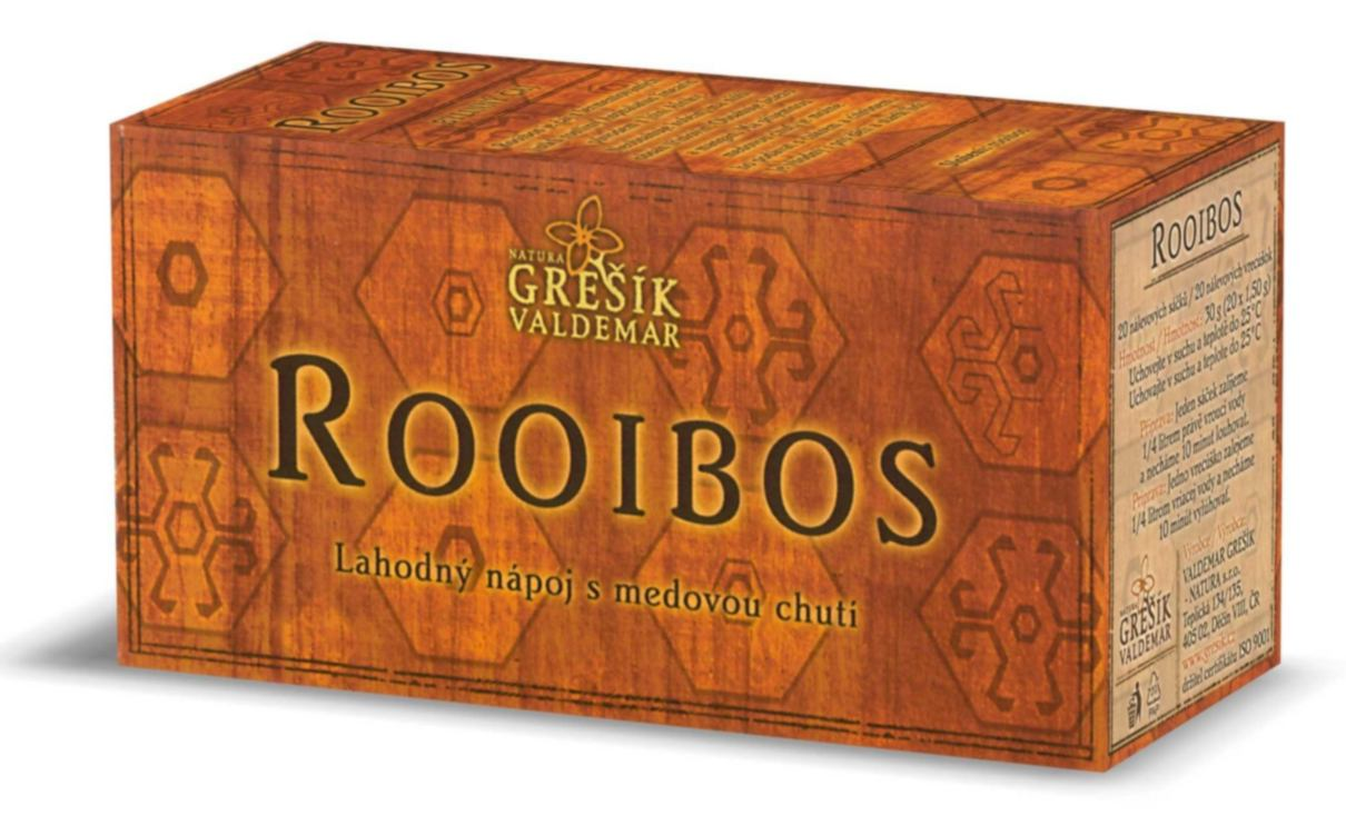 Grešík Rooibos n.s. 20 x 1,5 g