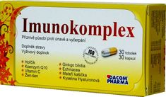 Dacom Pharma Imunokomplex 30 tob.