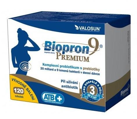 Valosun Biopron9 Premium 120 tob.