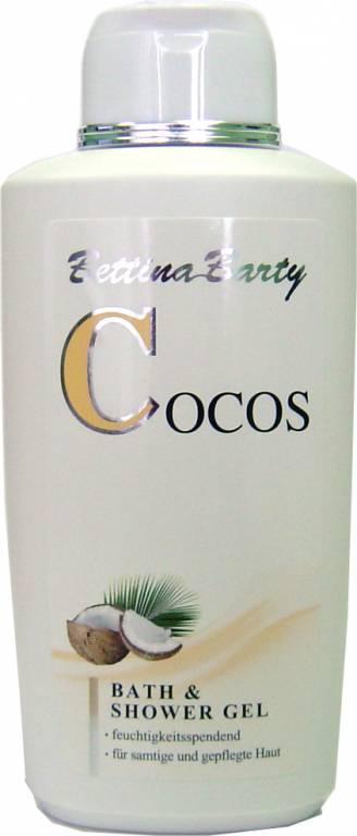 Bettina Barty sprchový gel Cocos 500ml